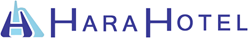 Hara Hotel, Halkida Greece Sticky Logo